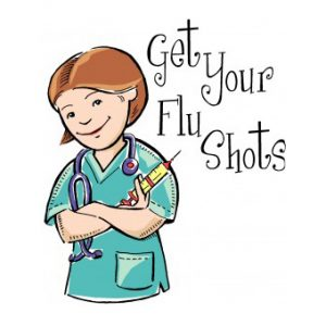 Who should have a flu vaccine?